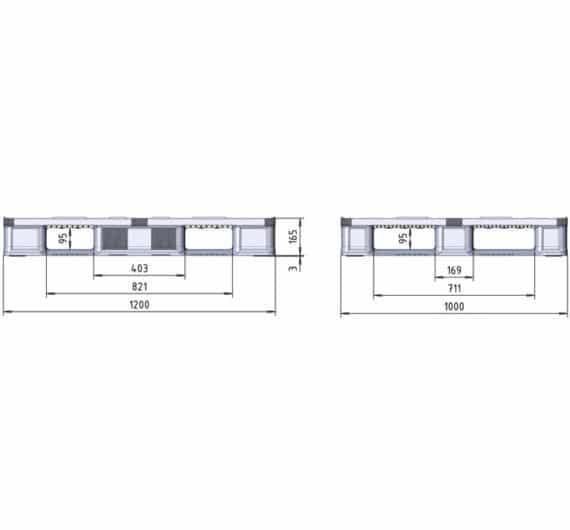 RBP 1200x1000 6R central block 400 drawing
