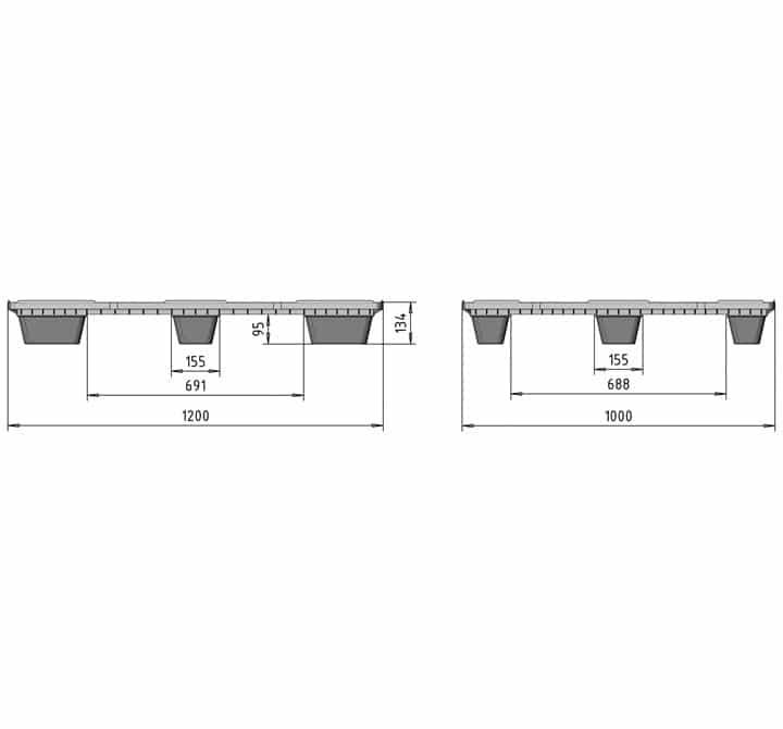 REP 1200x1000 9F closed deck black drawing